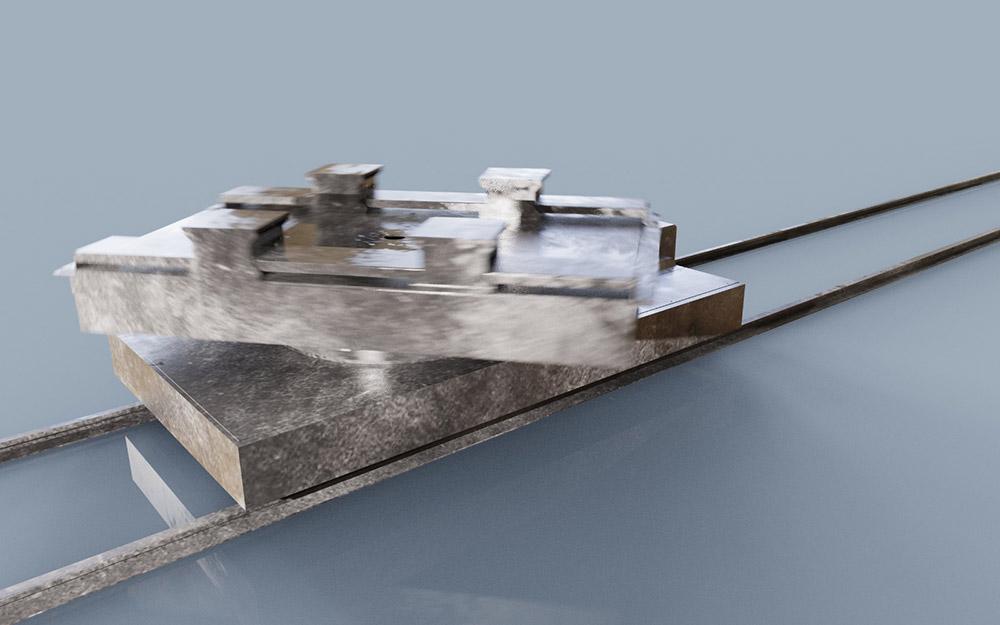 Roto-traslator (3D SWINGER) B