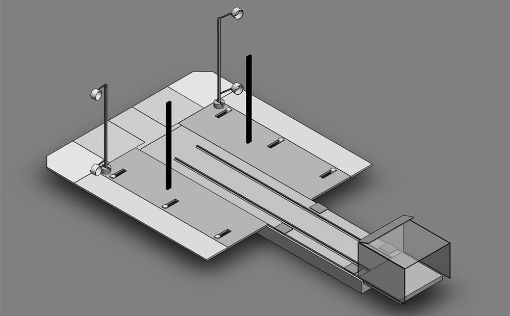 Mobile Station Set-up System