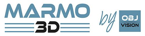 MARMO 3D Logo