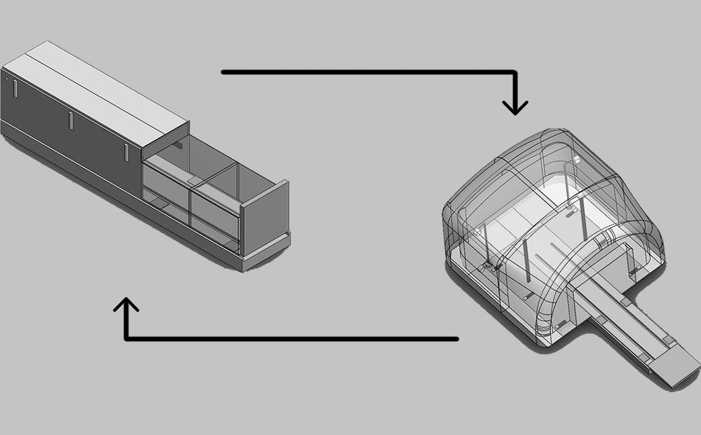 Foldable Basement
