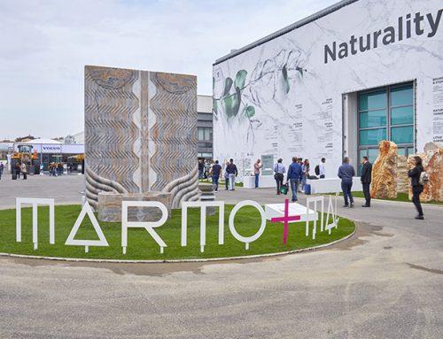 Si riparte in presenza con grande consapevolezza digitale! Siamo a Verona alla fiera Internazionale MARMOMAC+!