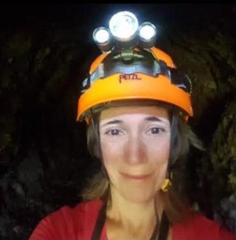 Mining engineer Claudia Chiappino