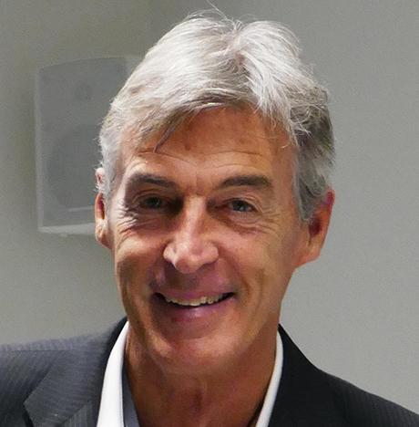Geologist Piero Primavori